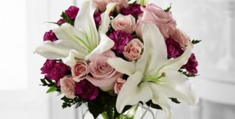 14-M7 The FTD® Perfect Day™ Bouquet