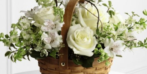 S9-4456 The FTD® Peaceful Garden™ Basket