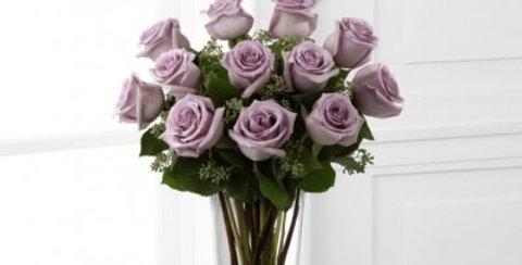 E3-4811 The FTD® Lavender Rose Bouquet