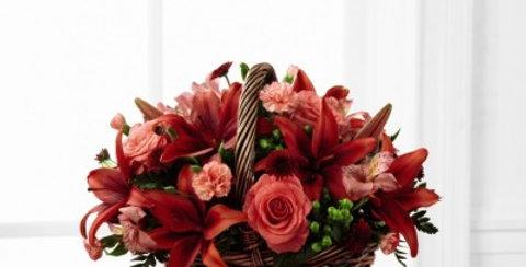 B6-4827 The FTD® Bountiful Garden™ Bouquet