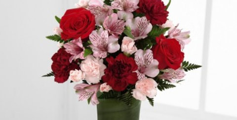 C11-4926 The FTD® Love In Bloom™ Bouquet