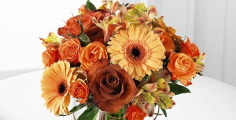 B4-4114 The FTD® Natural Elegance™ Bouquet