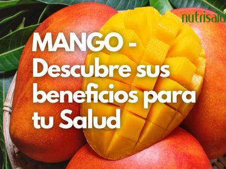MANGO - Nutre la piel y protege las arterias