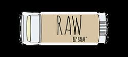 Raw Lip Balm