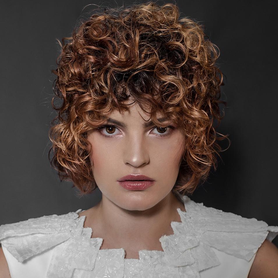 Collection Ministry of Hair 2020  PHOTOGRAPHE : Domenico Cennamo CUT & COLOR : Hugo Paras STYLISME : Jérôme Blin MAQUILLAGE : Lisa Brusque
