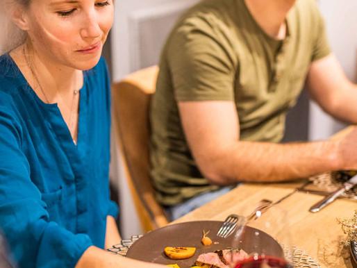 5 Tipps für ein entspanntes Dinner