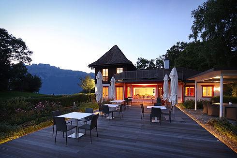 Boja 19, Terrasse, Eschen, Liechtenstein