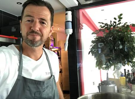 Kochkurse mit Michael Weninger auf der BOJA19