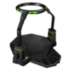 Plataforma Virtuix Omni-Virtual Recall