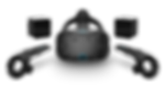 HTC Vive Profesional-Virtual Recall.