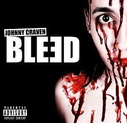 Johnny Craven - Bleed Single Cover
