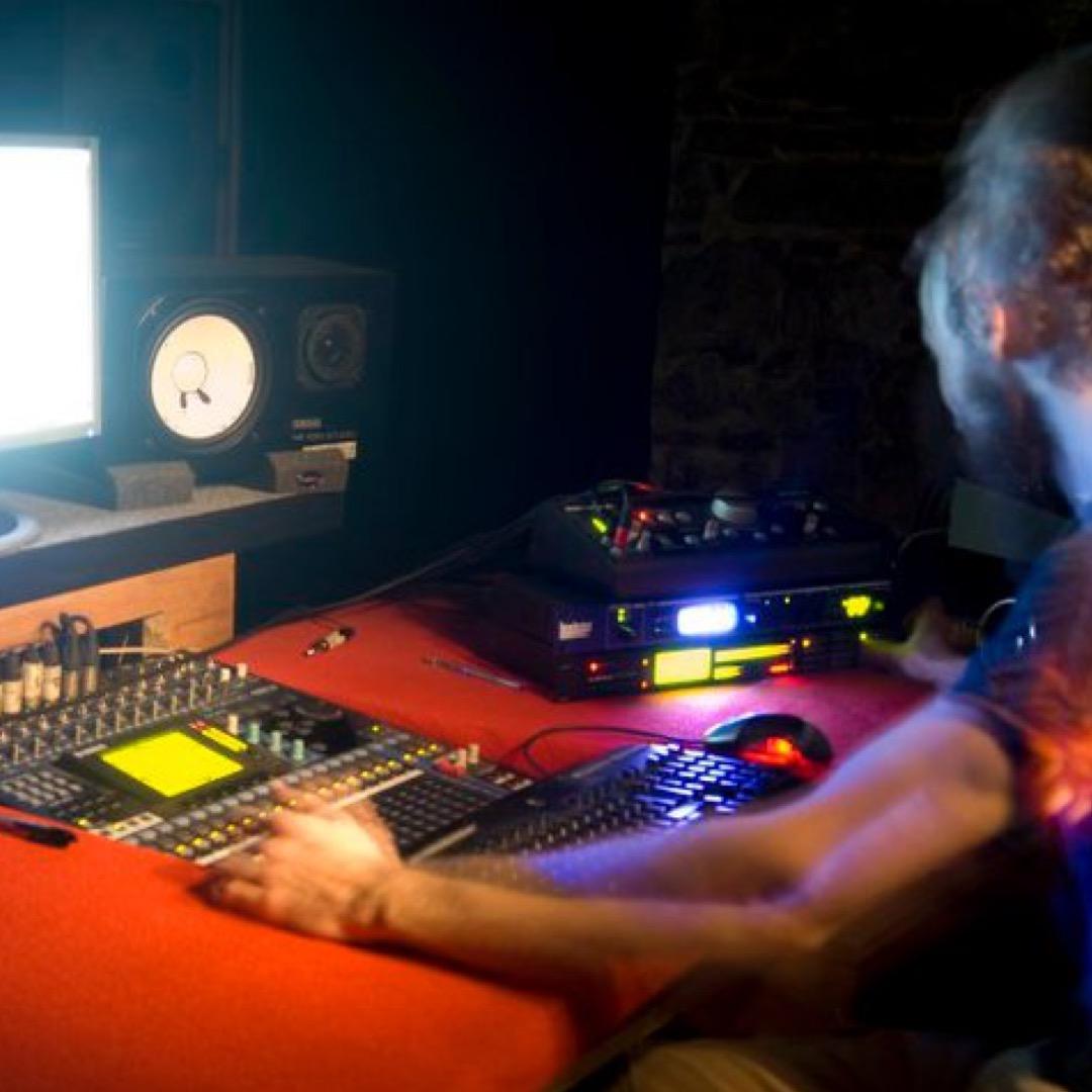Johnny Craven Recording Oblivion