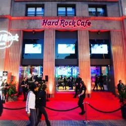 Johnny Craven Hard Rock Cafe BCN