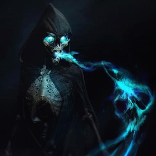 C/N Graveyard Phantom [Demi-God]