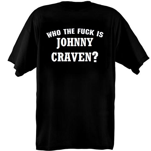 JC · Who T Shirt