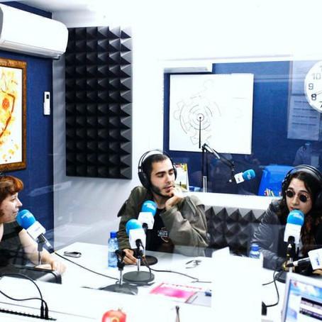 Radio Interviews audios
