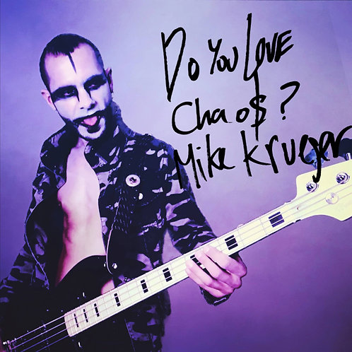MK Autographed Photo