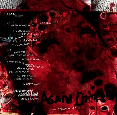 JOHNNY CRAVEN - BLEED ALBUM BOOKLET PAGE 04