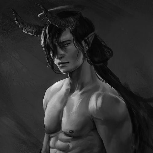 Masculine Demon Dagerot Sex Encounter (1 Visit)