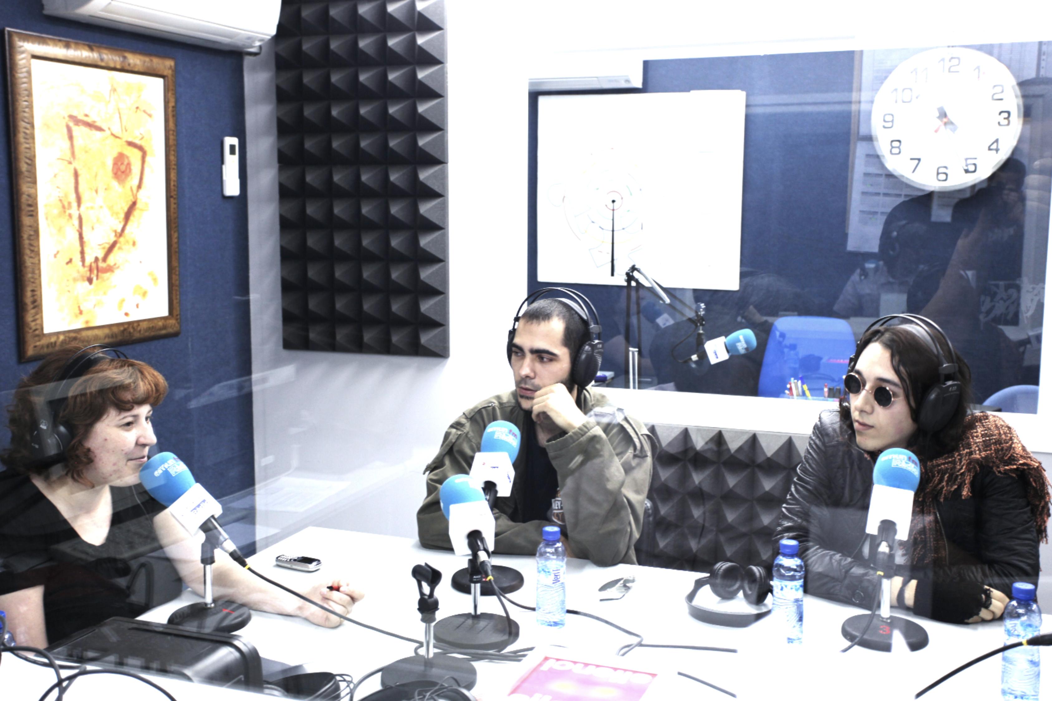 Johnny Craven @ Radio Show