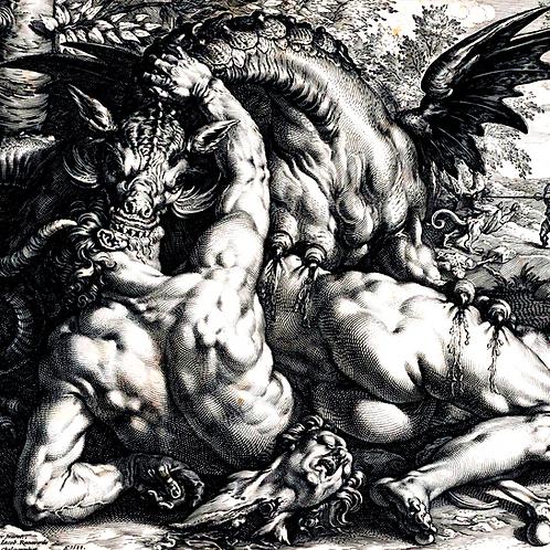 Taxlaah, Devourer of Weakness