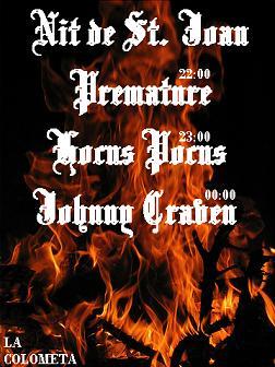 Johnny Craven Live