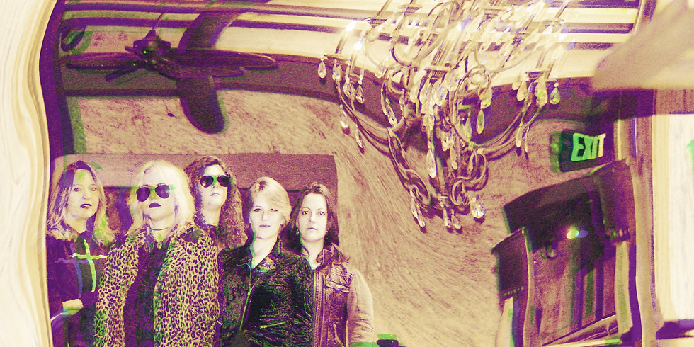 Rebel Queens at Richfield Bloomington Eagles Club