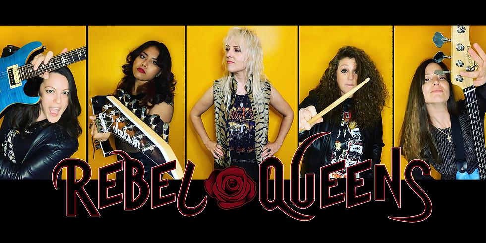 Rebel Queens at Eagles #34