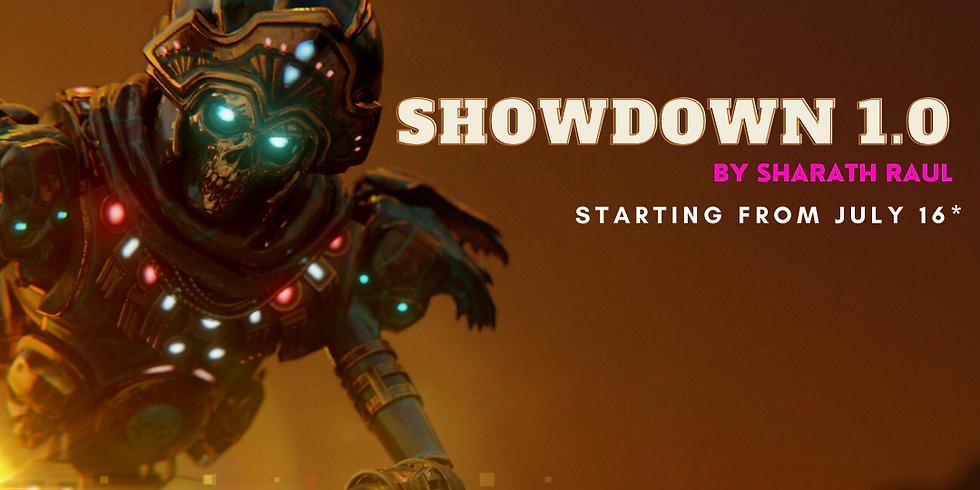 Showdown 1.0 by Sharath Raul