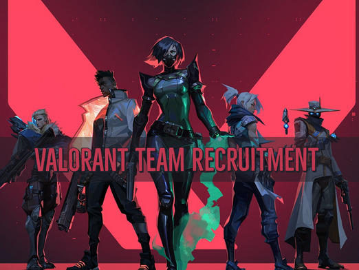 Valorant Players Recruitment