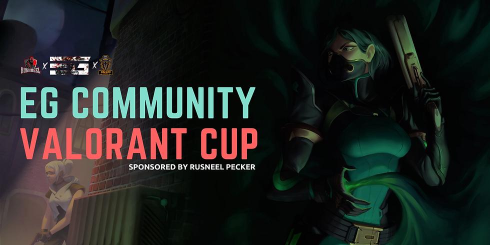 EG Community - VALORANT Cup