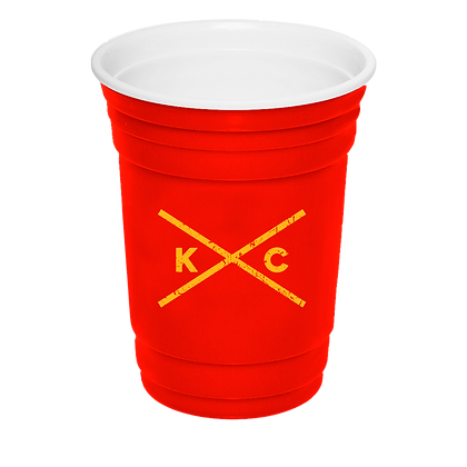 Tailgate Cup - Red