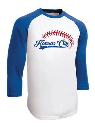 Kansas City Baseball Tee