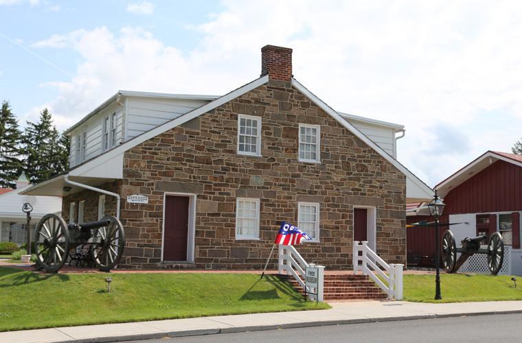 Lee's Headquarters