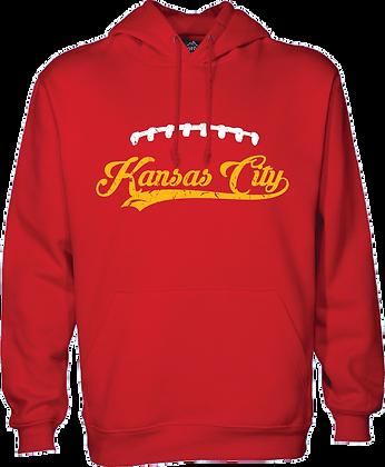 Kansas City Football Hoodie