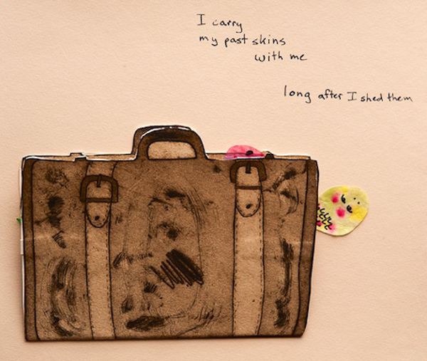 I Carry My Past