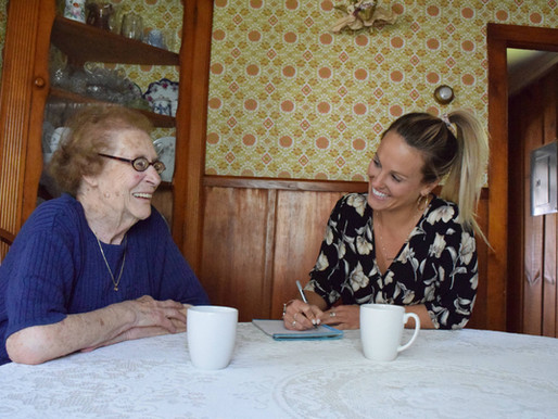 How This Millennial Chose a Career in Eldercare