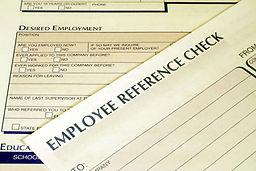 Pre-Employment Checks