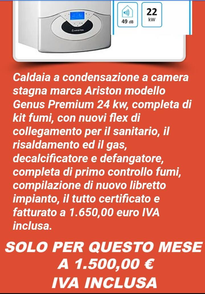 Ariston Genus Premium