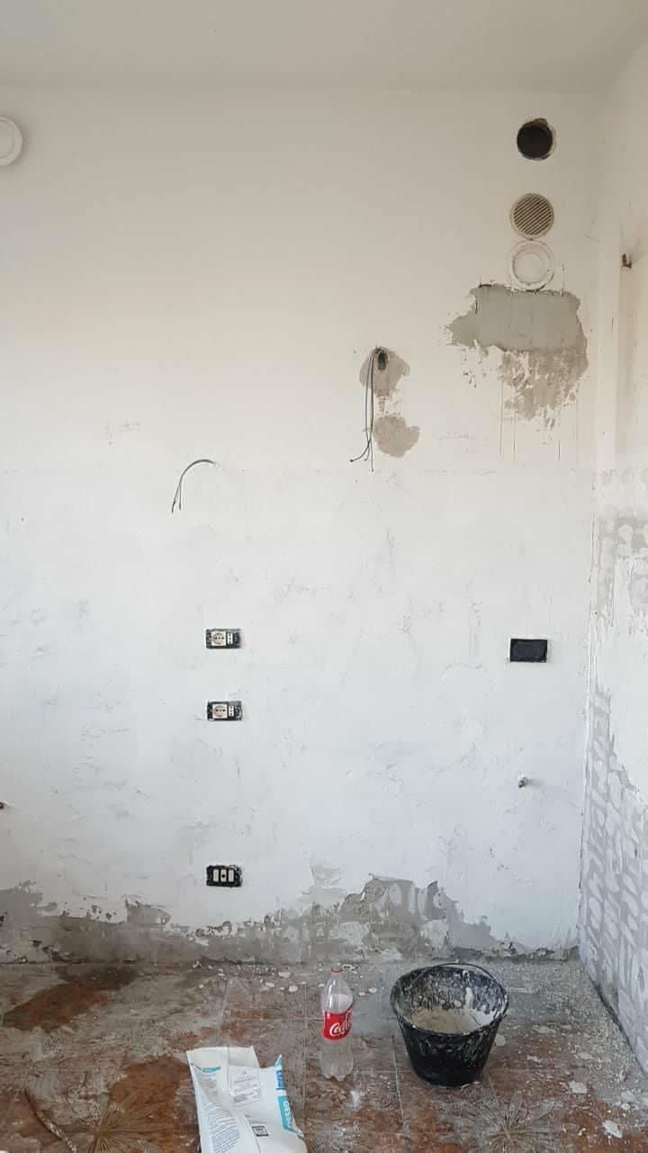 Muro finito 1