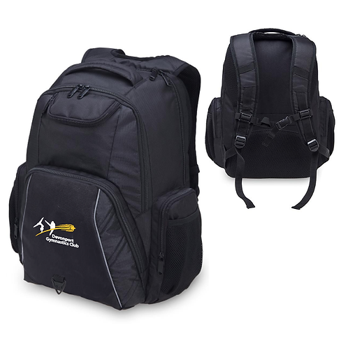 DEVONPORT GYMNASTICS BACKPACK