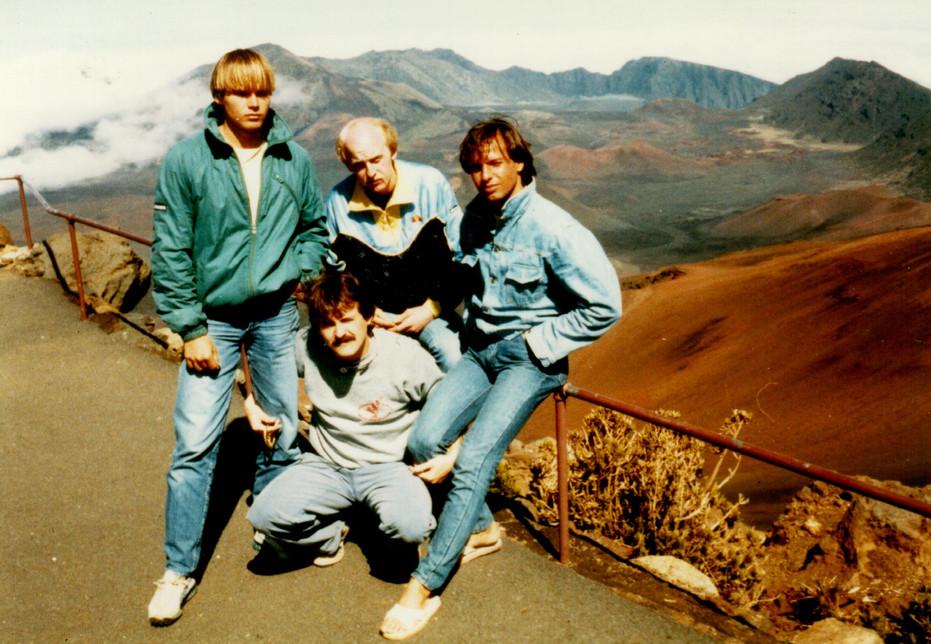 Hawaii 1982-1