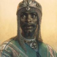 Adullah Chief of Said Pasha's Bodyguard
