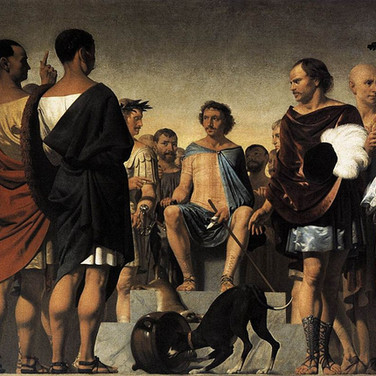 Lycurgus Demonstrates the Benefits of Education