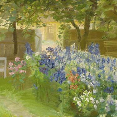 Flowers in Brodum's Garden
