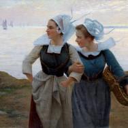 Femmes de Pecheurs de Pont-Aven