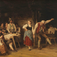 Grandfather's Dance Lessons