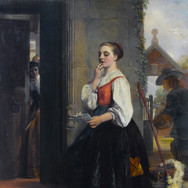 The Waiting Maid