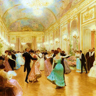 The Ball or an Elegant Evening