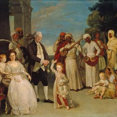 Impey Family Calcutta